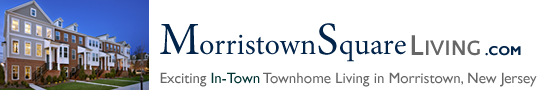 Morristown Square in Morristown NJ Morris County Morristown New Jersey MLS Search Real Estate Listings Homes For Sale Townhomes Townhouse Condos   Morristown Squares 7 Maple   Morristown Square Townhomes